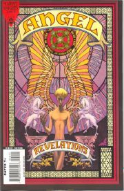 Angel Revelations #2 (2008) X-Men Marvel comic book